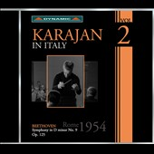 Karajan in Italy, Vol. 2