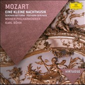 Mozart: Eine Kleine Nachtmusik; Serenata Notturna; Posthorn Serenade / Bohm - Vienna PO