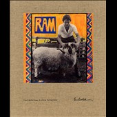 Paul & Linda McCartney/Paul McCartney: Ram [4CD/1DVD Deluxe Book Box Set]