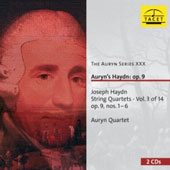Haydn: String Quartets, Op. 9