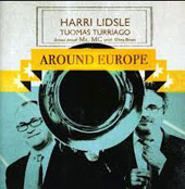 Around Europe - works & transcriptoins for tuba by Jarnefelt, Shostakovich, Dumitru, Monti, Mozart, Strauss, Puccini et al. / Harri Lidsle, tuba; Tuomas Turriago, piano