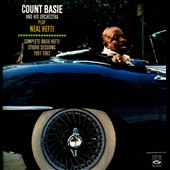 Count Basie: Complete Basie: Hefti Studio Sessions 1951-1962