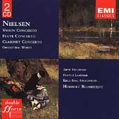 Nielsen: Concertos, Orchestral Works / Blomstedt, et al