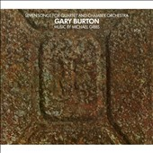 Gary Burton (Vibes): Seven Songs for Quartet and Chamber Orchestra [Digipak]