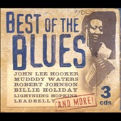 Various Artists: Best of the Blues [Legacy Box]