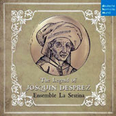 Legend of Josquin Desprez