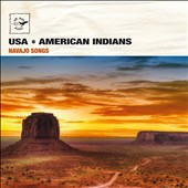 Various Artists: USA: American Indians: Navajo Songs