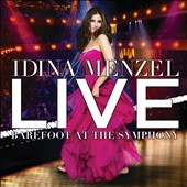 Idina Menzel: Live: Barefoot at the Symphony [CD/DVD]