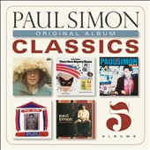 Paul Simon: Original Album Classics [Box]