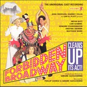 Various Artists: Forbidden Broadway, Vol. 5 : Forbidden Broadway Cleans Up Its Act!