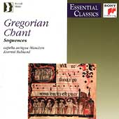 Gregorian Chant - Sequences / Capella Antiqua München