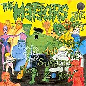 The Meteors (England): The Mutant Monkey & the Surfers from Zorch