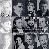 Great Tenors of the Century - Cura, Seiffert, Alagna, et al