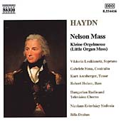 Haydn: Nelson Mass / Drahos, Hungarian Radio Chorus, et al