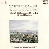 Majestic Marches / Hayman, Slovak Philharmonic Orchestra