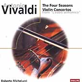 Eloquence - Vivaldi: The Four Seasons, etc / I Musici, et al