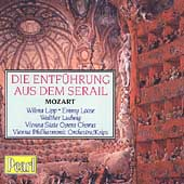 Mozart: Die Entfuhrung aus dem Serail / Krips, Lipp, et al