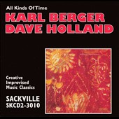 Dave Holland (Bass)/Karl Berger (Vibraphone): All Kinds of Time