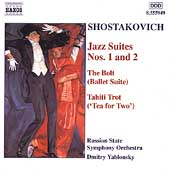 Shostakovich: Jazz Suites, etc / Yablonsky, Russian State SO