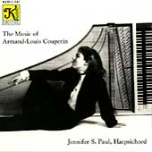 The Music of Armand-Louis Couperin / Jennifer S. Paul