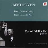 The Art of Interpretation - Beethoven / Rudolf Serkin
