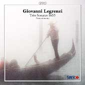 Legrenzi: Trio Sonatas 1655 / Parnassi Musici