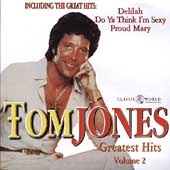 Tom Jones: Greatest Hits, Vol. 2