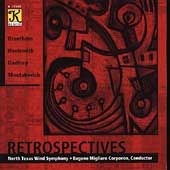 Retrospectives - Hindemith, Shostakovich / Corporon, et al