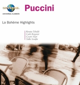 Puccini: La Boh&#232;me (Highlights) / Serafin, Tebaldi, et al