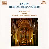 Early Iberian Organ Music / Robert Parkins
