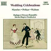 Wedding Celebrations / Bogár, Budapest Strauss Ensemble