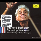 Bernstein Collectors Edition - Stravinsky, Shostakovich