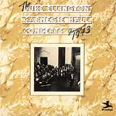 Duke Ellington/Duke Ellington & His Orchestra: The Carnegie Hall Concerts (January 1943)