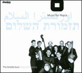 Music for Peace / The Middle East Peace Orchestra
