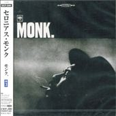 Thelonious Monk: Monk [Japan]