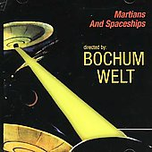 Bochum Welt: Martians and Spaceships