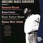 Obscure Blues Shouters: Complete, Vol. 2
