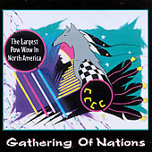 Various Artists: Gathering of Nations Pow Wow 1998