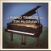 Brett Marshall (Piano): A Piano Tribute to Tim McGraw