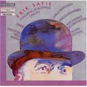 Satie: Piano 4 hand Works / van Doeselaar, Jordans