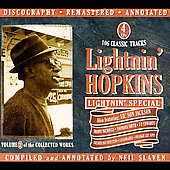 Lightnin' Hopkins: Lightning Special, Vol. 2