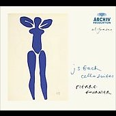 Al fresco - Bach: Cello Suites / Pierre Fournier
