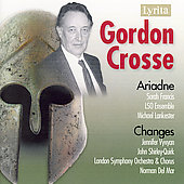 Crosse: Ariadne, Changes / Lankester, del Mar, et al