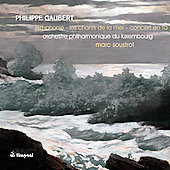 Gaubert: Symphony in F, etc / Soustrot, Luxembourg Philharmonic Orchestra
