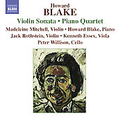 Blake: Violin Sonata, Piano Quartet, etc / Mitchell, Blake, Essex, et al