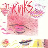 The Kinks: Word of Mouth [Japan]