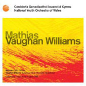 Vaughan Williams: Symphony no 2;  Mathias: Celtic Dances Op 60 / Hughes, et al