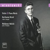 Wieniawski: Violin & Piano Works