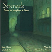 Serenade - Music for Saxophone & Piano