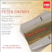 Britten: Peter Grimes / Haitink, Thomas Allen [Includes CD-ROM]